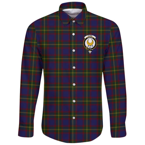 Durie Tartan Clan Long Sleeve Button Shirt | Scottish Clan