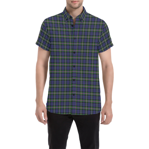 Tartan Shirt - Baird Modern | Exclusive Over 500 Tartans | Special Custom Design