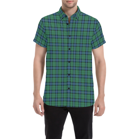 Tartan Shirt - Armstrong Ancient | Exclusive Over 500 Tartans | Special Custom Design