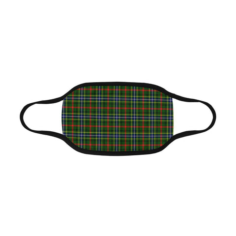 Bisset Tartan Mouth Mask Inner Pocket K6 (Combo)