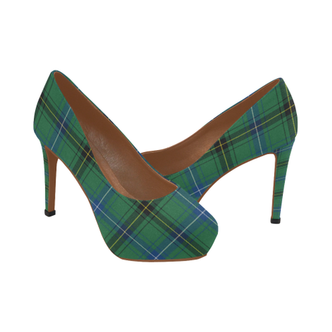 Image of Henderson Ancient Tartan Heels