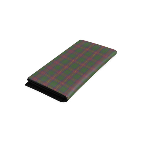 Cairns Tartan Wallet Women's Leather Thistle A91