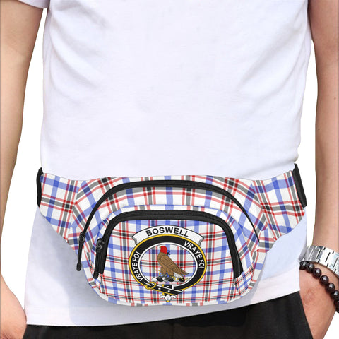 Image of Boswell Fanny Pack | Tartan Bum Bag | Hot Sale