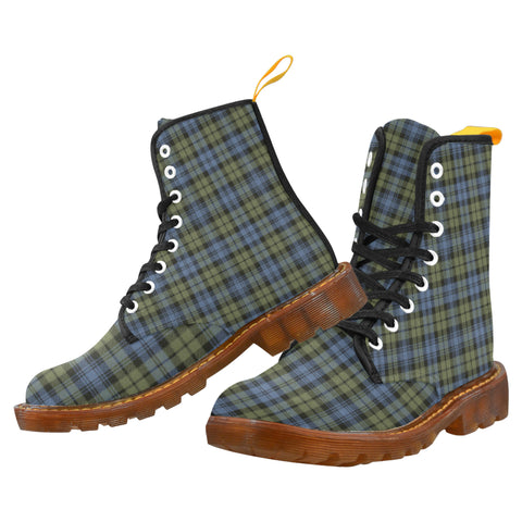 Campbell Faded Martin Boot | Scotland Boots | Over 500 Tartans
