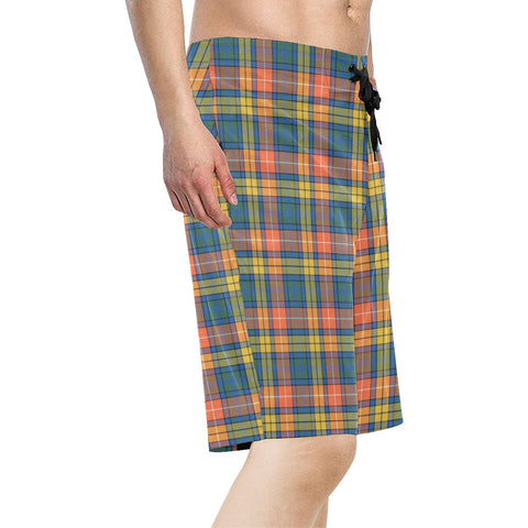 Buchanan Ancient Tartan Board Shorts TH8