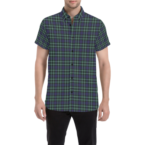 Tartan Shirt - Graham of Montrose Modern | Exclusive Over 500 Tartans | Special Custom Design