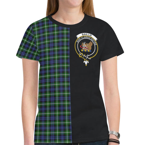 Image of Baillie Modern T-shirt Half In Me TH8