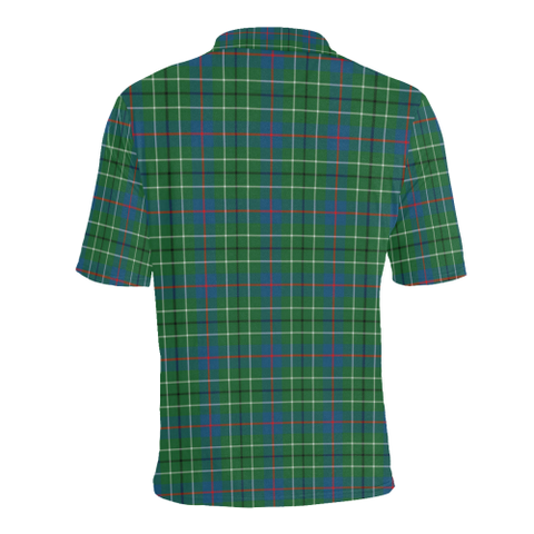 Image of Duncan Ancient  Tartan Polo Shirt HJ4