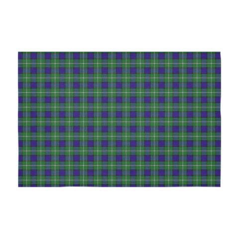 Image of Alexander Tartan Tablecloth | Home Decor