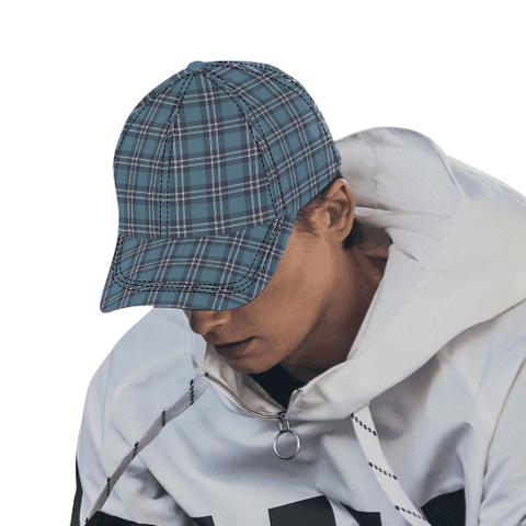 Earl of St Andrews Tartan Dad Cap K7
