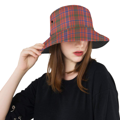 Image of Macrae Ancient Tartan Bucket Hat for Women and Men - utility kilt,tartan plaid,tartan,scottish tartan,scottish plaid,scottish kilt,scottish clothing,ONLINE SHOPPING,kilts for sale,kilts for men,kilt shop,kilt,cool bucket hat,CLOTHING,BUCKET HATS,bucket hat for women,bucket hat,bucket hat for men,scottish clan,scotland tartan,scots tartan ,Merry Christmas,Cyber Monday,Black Friday,Online Shopping