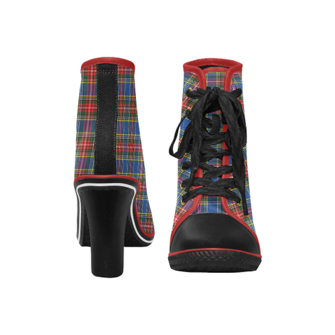 Tartan Heel - Macbeth Modern | Hot Sale | Online Orders Only | 500 Tartans