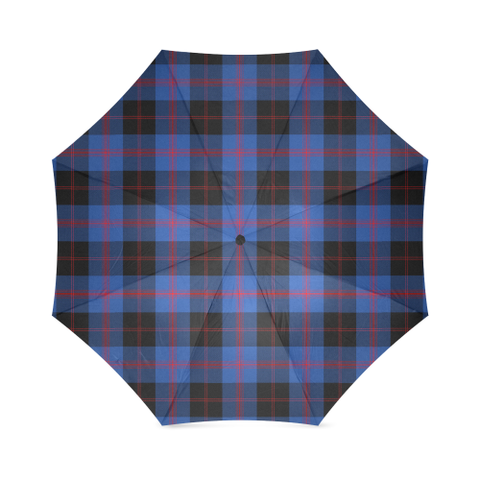 Angus Modern Tartan Umbrella TH8