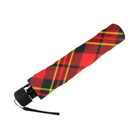 Brodie Modern Crest Tartan Umbrella TH8