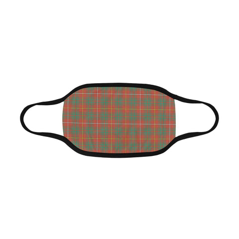 Bruce Ancient Tartan Mouth Mask Inner Pocket K6 (Combo)