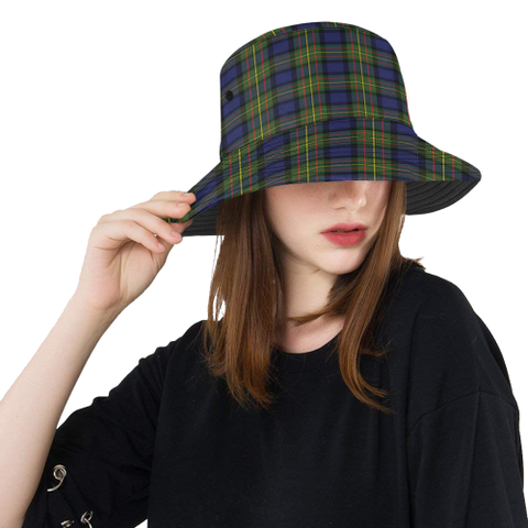 Maclaren Modern Tartan Bucket Hat | Scottishclans.co