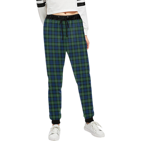 Forbes Ancient Tartan Sweatpant | Great Selection With Over 500 Tartans