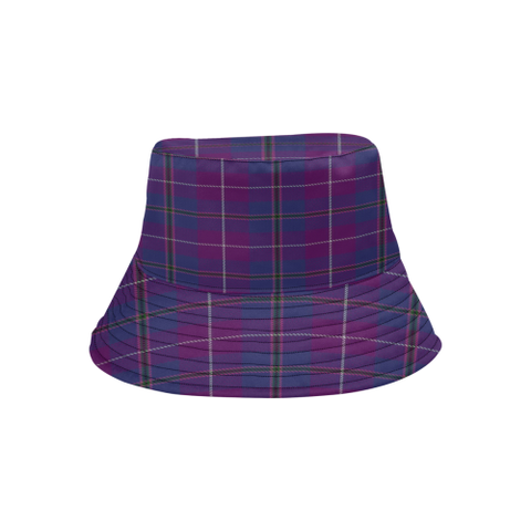 Pride Of Glencoe Tartan Bucket Hat K7