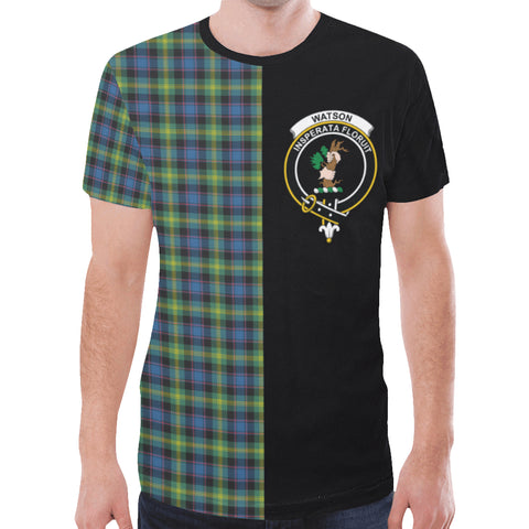 Image of Watson Ancient T-shirt Half In Me | scottishclans.co