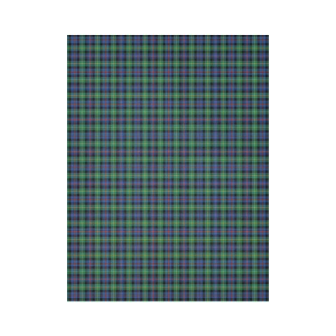 Image of Farquharson Ancient Tartan Tapestry K7