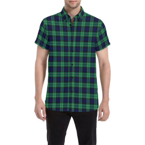 Tartan Shirt - Abercrombie | Exclusive Over 500 Tartans | Special Custom Design