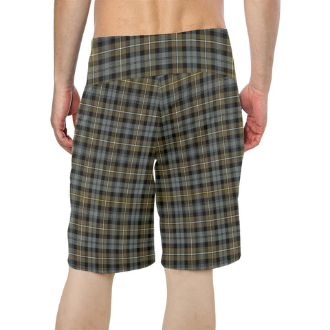 Campbell Argyll Weathered Tartan Board Shorts TH8