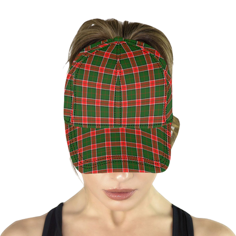 Pollock Modern Tartan Dad Cap | Scottishclans.co