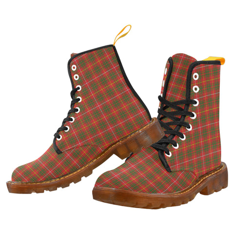 Image of Bruce Modern Martin Boot | Scotland Boots | Over 500 Tartans