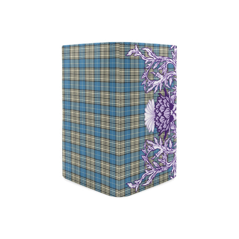 Image of Napier Ancient Tartan Wallet Women's Leather Thistle A91