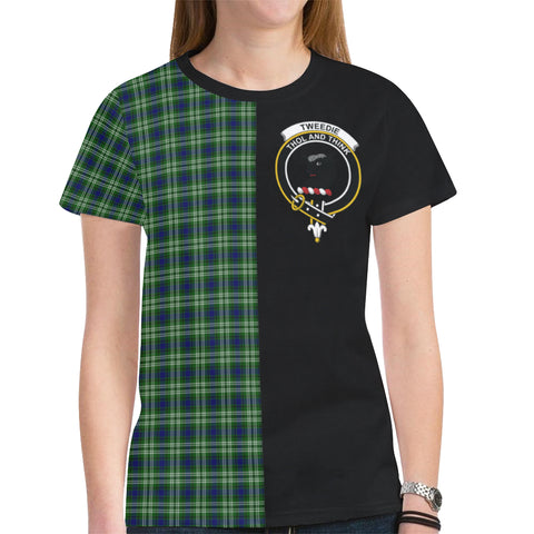 Image of Tweedside District T-shirt Half In Me TH8