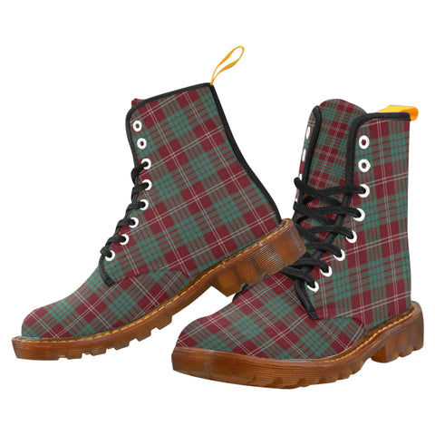 Crawford Modern Martin Boot | Scotland Boots | Over 500 Tartans