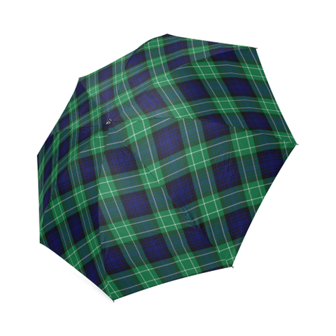 Image of Abercrombie Tartan Umbrella TH8