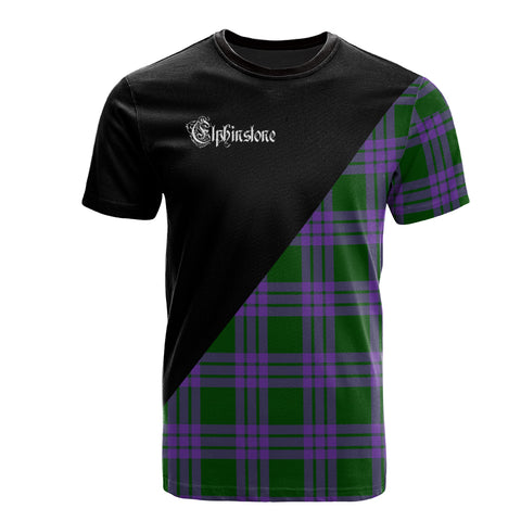 Elphinstone Clan Military Logo T-Shirt