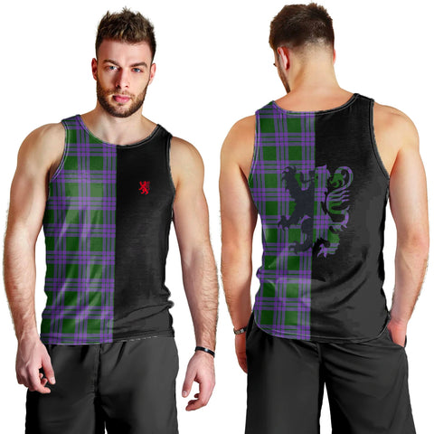 Elphinstone Clan Tank Top Lion Rampant