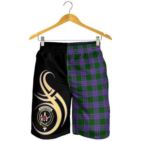 Elphinstone Clan Believe In Me Men Short