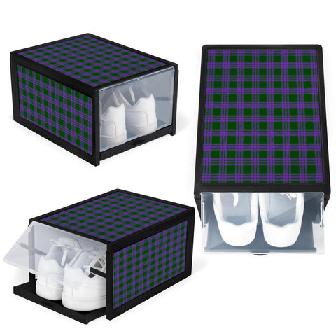 Elphinstone Clan Tartan Scottish Shoe Organizers K9