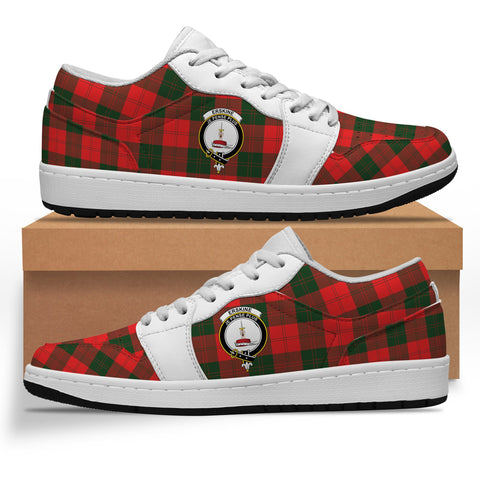 Erskine Modern Crest Jordan Low Top Shoes (Women's/Men's) A7
