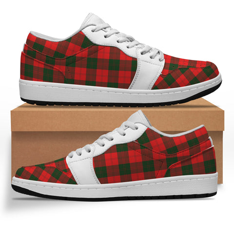 Erskine Modern Tartan Low Sneakers (Women's/Men's) A7