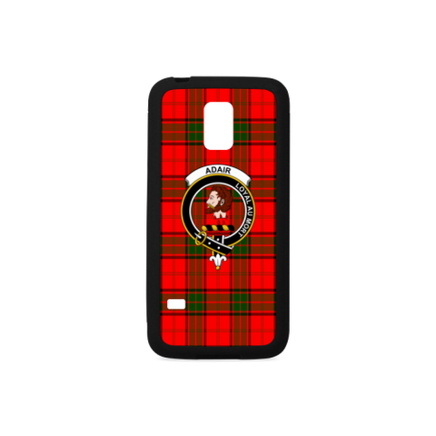 Adair Tartan Clan Badge Luminous Phone Case Samsung Galaxy S8 Plus