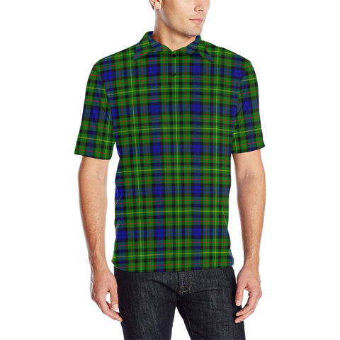 Image of Rollo Modern Tartan Polo Shirt
