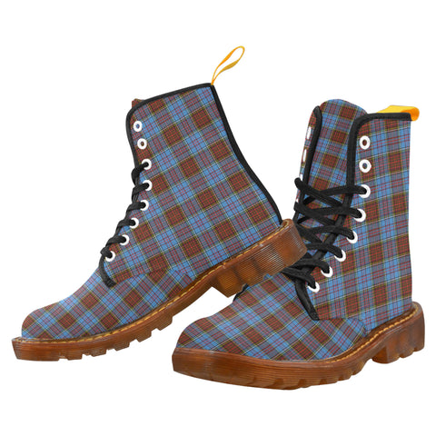 Anderson Modern Martin Boot | Scotland Boots | Over 500 Tartans