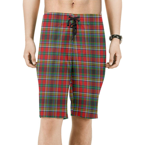 Anderson of Arbrake Tartan Board Shorts | scottishclans.co