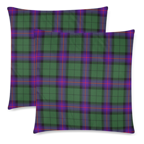 Image of Armstrong Modern decorative pillow covers, Armstrong Modern tartan cushion covers, Armstrong Modern plaid pillow covers