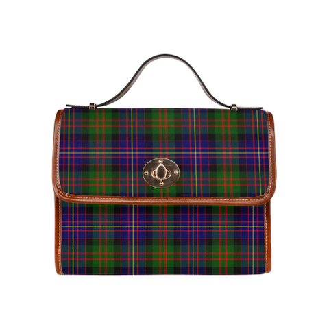 Cameron of Erracht Modern Tartan Canvas Bag | Special Custom Design