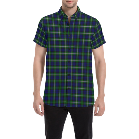 Tartan Shirt - Forbes Modern | Exclusive Over 500 Tartans | Special Custom Design