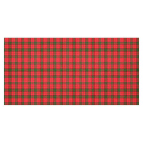 Image of Adair Tartan Tablecloth | Home Decor