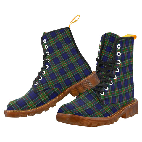 Colquhoun Modern Martin Boot | Scotland Boots | Over 500 Tartans