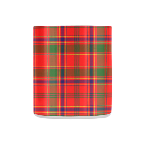 Munro Modern Tartan Mug Classic Insulated - Clan Badge K7