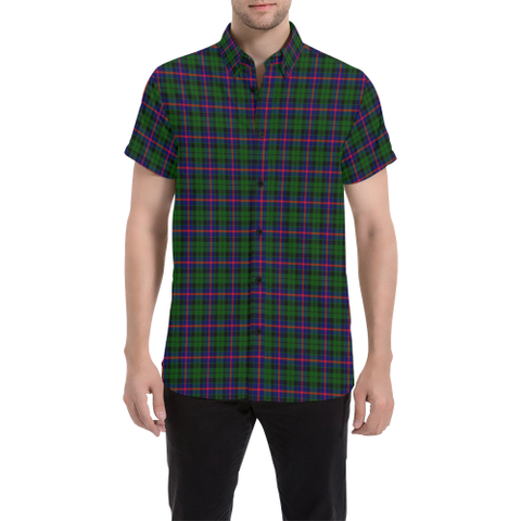 Tartan Shirt - Morrison Modern | Exclusive Over 500 Tartans | Special Custom Design