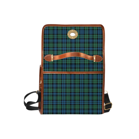 Image of Campbell Ancient 02 Tartan Canvas Bag | Special Custom Design